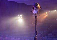 Φως στο θέατρο Στοκ Εικόνα