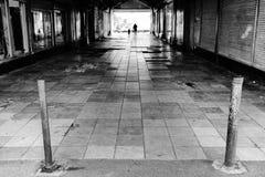Φως στο τέλος της σήραγγας Στοκ Εικόνα