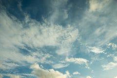 Φως του ήλιου μέσω των σύννεφων, Ρωσία στοκ φωτογραφίες με δικαίωμα ελεύθερης χρήσης
