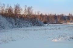 Φως του ήλιου ρύθμισης Στοκ φωτογραφία με δικαίωμα ελεύθερης χρήσης