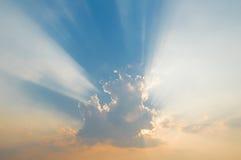Φως του ήλιου Στοκ Εικόνες