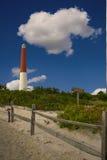 Φως του Νιου Τζέρσεϋ νησιών Λονγκ Μπιτς Στοκ Φωτογραφία
