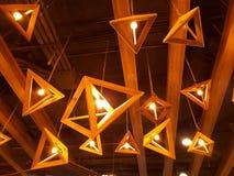 Φως τριγώνων Στοκ φωτογραφίες με δικαίωμα ελεύθερης χρήσης