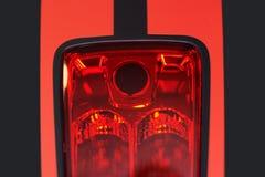 Φως φρένων μοτοσικλετών στοκ φωτογραφία με δικαίωμα ελεύθερης χρήσης