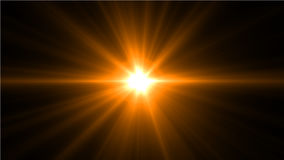 Φως φλογών φακών πέρα από το μαύρο υπόβαθρο Εύκολος να προσθέσει την επικάλυψη Στοκ φωτογραφία με δικαίωμα ελεύθερης χρήσης