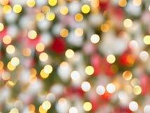 Φως Χριστουγέννων Στοκ Φωτογραφία