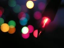 Φως Χριστουγέννων Στοκ Φωτογραφίες
