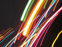 Φως Χριστουγέννων Στοκ εικόνες με δικαίωμα ελεύθερης χρήσης