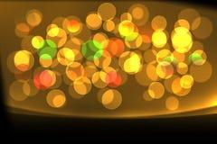 Φως Bokeh Στοκ Φωτογραφίες