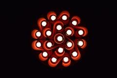 Φως Curvy Στοκ εικόνα με δικαίωμα ελεύθερης χρήσης