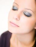 φως makeup στοκ φωτογραφία με δικαίωμα ελεύθερης χρήσης