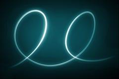 φως swoosh Στοκ εικόνα με δικαίωμα ελεύθερης χρήσης