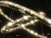 Φως UFO Στοκ φωτογραφία με δικαίωμα ελεύθερης χρήσης