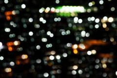 Φωτίστε τη μουτζουρωμένη περίληψη στοκ φωτογραφίες