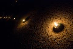φωτίστε τον τρόπο Στοκ φωτογραφία με δικαίωμα ελεύθερης χρήσης