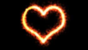 Φωτίστε το φως καρδιών διανυσματική απεικόνιση