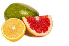 Φωτεινά ανάμεικτα φρούτα Στοκ φωτογραφία με δικαίωμα ελεύθερης χρήσης