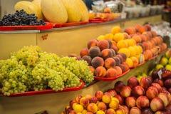 Φωτεινά ζωηρόχρωμα φρούτα και λαχανικά φθινοπώρου Στοκ φωτογραφία με δικαίωμα ελεύθερης χρήσης