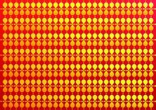 Φωτεινά και ελκυστικά χρώματα συσκευασίας designwith για το δώρο ελεύθερη απεικόνιση δικαιώματος