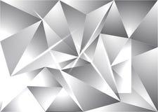 φωτεινά κρύσταλλα διανυσματική απεικόνιση