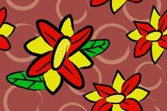 φωτεινά λουλούδια Στοκ φωτογραφία με δικαίωμα ελεύθερης χρήσης