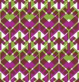 Φωτεινή ατελείωτη διανυσματική σύσταση στρωμάτων, αφηρημένος contemporar μοτίβου Στοκ Εικόνα