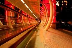 φωτεινή διάβαση πεζών Στοκ Φωτογραφία