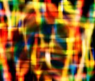 φωτεινή κίνηση ανασκόπησης Στοκ εικόνες με δικαίωμα ελεύθερης χρήσης