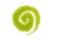Φωτεινή μπούκλα χαντρών γυαλιού Στοκ εικόνα με δικαίωμα ελεύθερης χρήσης