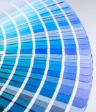 Φωτεινή παλέτα χρώματος Στοκ Εικόνα