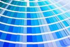 Φωτεινή παλέτα χρώματος Στοκ φωτογραφία με δικαίωμα ελεύθερης χρήσης
