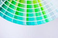 Φωτεινή παλέτα χρώματος Στοκ εικόνα με δικαίωμα ελεύθερης χρήσης