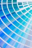 Φωτεινή παλέτα χρώματος Στοκ φωτογραφίες με δικαίωμα ελεύθερης χρήσης