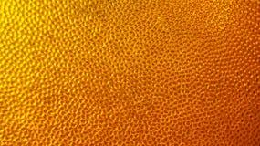 Φωτεινή πορτοκαλί σύσταση γυαλιού Στοκ φωτογραφίες με δικαίωμα ελεύθερης χρήσης
