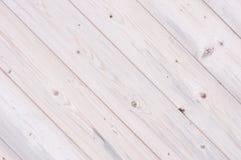 Φωτεινοί ξύλινοι πίνακες με το όμορφο ξύλινο σιτάρι στοκ εικόνες