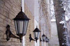 Φωτεινοί σηματοδότες Στοκ εικόνα με δικαίωμα ελεύθερης χρήσης