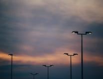Φωτεινοί σηματοδότες Στοκ Φωτογραφίες