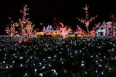 Φωτεινός κήπος 7 στοκ εικόνα