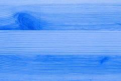 Φωτεινός μπλε έγχρωμος ξύλινος πίνακας κρητιδογραφιών στοκ φωτογραφία