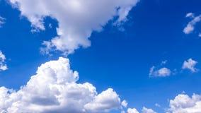 φωτεινός ουρανός Στοκ Εικόνες