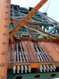 φωτεινός πύργος ανελκυ&sigm στοκ φωτογραφίες
