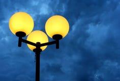 φωτεινός σηματοδότης στοκ εικόνα