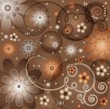 φωτεινός floral ανασκόπησης ελεύθερη απεικόνιση δικαιώματος