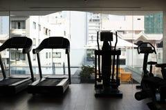 Φωτεινό αθλητικό δωμάτιο Στοκ Φωτογραφίες