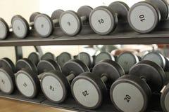 Φωτεινό αθλητικό δωμάτιο Στοκ φωτογραφία με δικαίωμα ελεύθερης χρήσης