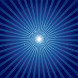 φωτεινό αστέρι βραδιού Στοκ Εικόνες