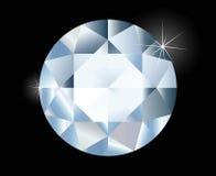 φωτεινό διαμάντι λαμπρό Στοκ φωτογραφίες με δικαίωμα ελεύθερης χρήσης