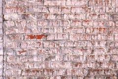 Φωτεινό διαποτισμένο αφηρημένο ρόδινο υπόβαθρο από τον παλαιό τουβλότοιχο στοκ φωτογραφία με δικαίωμα ελεύθερης χρήσης