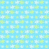 Φωτεινό εξωτικό σχέδιο λουλουδιών Στοκ Φωτογραφίες