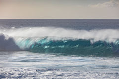 Φωτεινό ζωηρόχρωμο ωκεάνιο υπόβαθρο θάλασσας κυμάτων Στοκ εικόνες με δικαίωμα ελεύθερης χρήσης